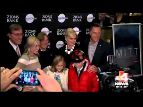 Documentary about Mitt Romney Premiers at Sundance