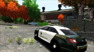 GTAIV Ford Taurus Police Interceptor / Stealth videos