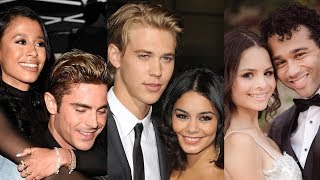 High School Musical ... and their real life partners