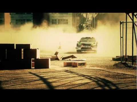 Ken Block's Dirt 3 Gymkhana: Battersea Power Station, London