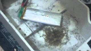 Li-polimer pilin Patlaması