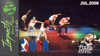 Grupo De Dança Impacto Das Ruas Hip Hop Dance