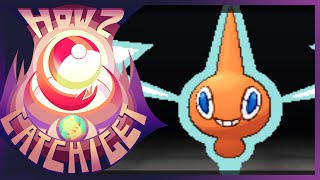 How & Where To Catch/get Rotom In Pokemon X And Y