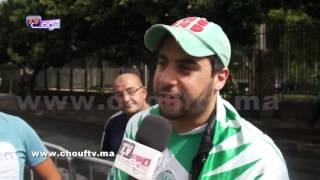 رسالة بعض مشجعي الرجاء البيضاوي إلى المدرب عبد الحق بنشيخة | خارج البلاطو