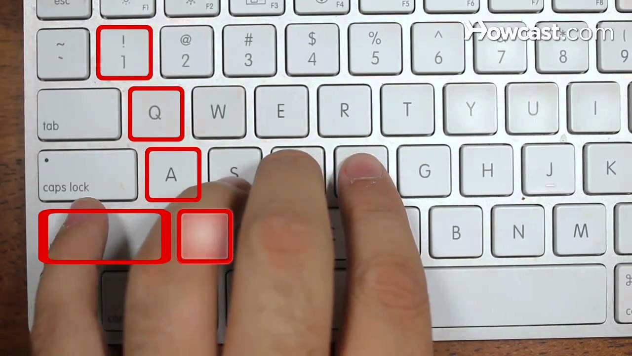 Correct Keyboard Letters Numbers Pc