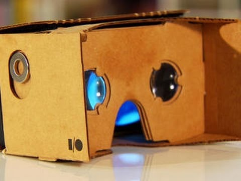 How to make Google's Cardboard VR headset