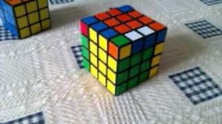 Como Resolver El Cubo De Rubik 4x4x4 Tutorial (2/3