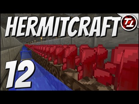 Hermitcraft V: #12 - Massive AFK Nether Wart Farm!