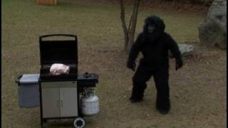 TERRIFYING THANKSGIVING DAY BIGFOOT VIDEO