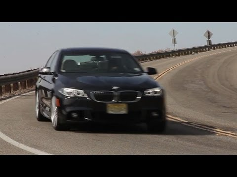 2014 BMW 535d Review - TEST/DRIVE