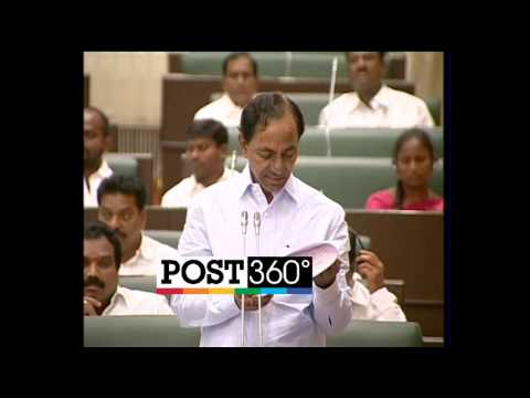 KCR felt Bad with Beas River Accident