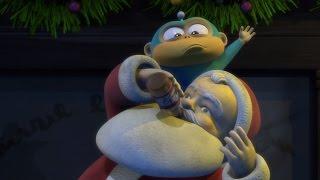 Vesmírne opice 7 - Tanec Santa Clausa