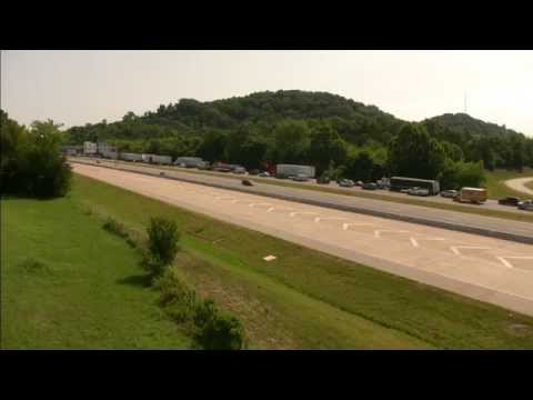 I-65 at 840 Traffic Back Up / Mobile Live Streaming Video