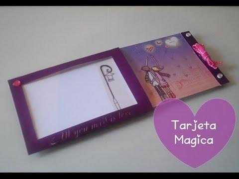 Tarjeta Mágica ♥ [Especial de San Valentín 2]
