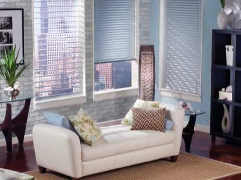 Horizontal Blinds - Hunter Douglas Window Fashions