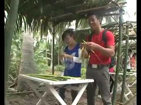 12 Cá Tính Lên Đường Xuyên Việt Vượt Dặm Cùng Sao 2012 _Tập 9_Bến Tre
