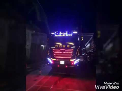 Những chiếc xe tải thùng đẹp nhất việt nam