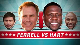 Kevin Hart Vs. Will Ferrell | ESPN Archives