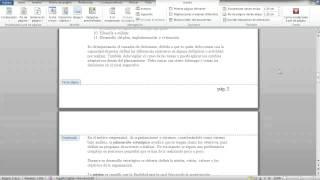 Cómo Agregar Un Número De Página En Microsoft Word 2010