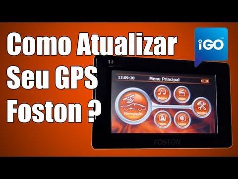 Como atualizar o GPS Foston ? - (Gratuito)