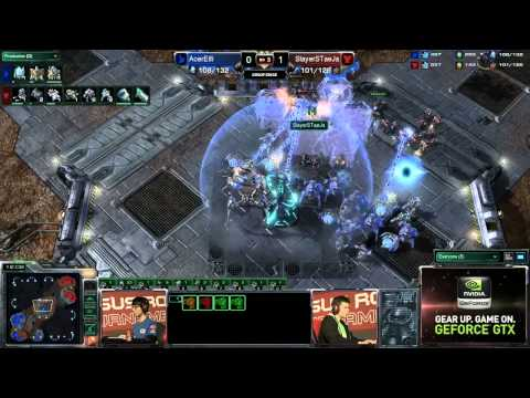 ASUS ROG Winter 2012 - Group Stage - Elfi vs Taeja - G2