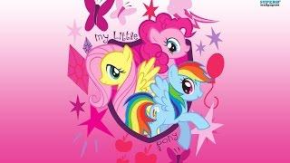 Mi Fiesta De Baile Little Pony MLP Danza, La Música