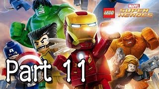 LEGO: Marvel Super Heroes Thor (Asgard) Part 11
