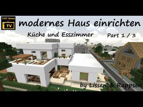Modernes Haus Die Küche einrichten #1/3