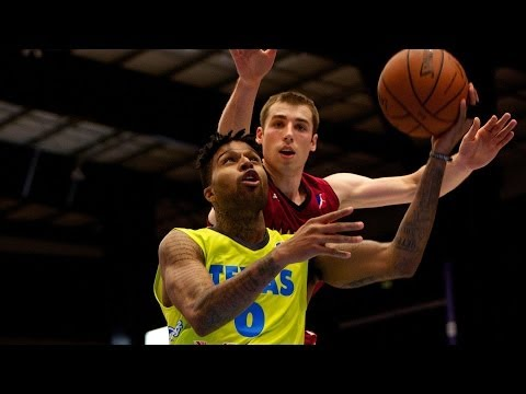 NBA D-League Highlights: Fort Wayne Mad Ants 99, Texas Legends 106, 2013-11-23