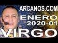 Video Horóscopo Semanal VIRGO  del 29 Diciembre 2019 al 4 Enero 2020 (Semana 2019-53) (Lectura del Tarot)
