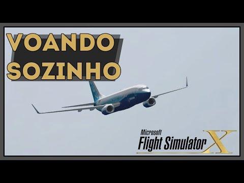 Flight Simulator X - Piloto automático, TG Games e série sobre acidentes aéreos