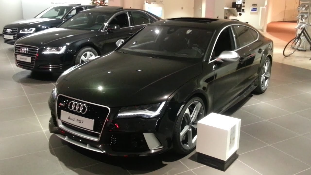 audi rs7 2014 in depth review interior exterior youtube. Black Bedroom Furniture Sets. Home Design Ideas