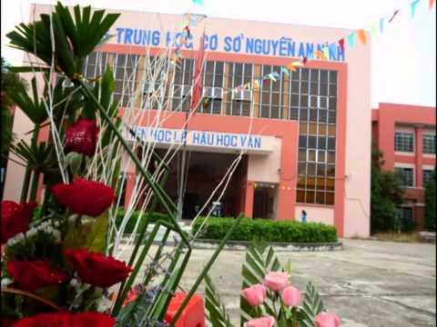 Nguyễn An Ninh ngôi trường mến yêu