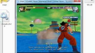 Como Descargar Dragon Ball Z Budokai Tenkaichi 3 Latino