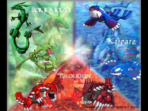 Hoenn Legendary Pokemon Theme Youtube