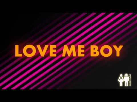 ALIEN CUT &amp; DINO BROWN feat. VIVIAN B. - LOVE ME BOY
