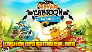 FORMULA CARTOON ALL-STARS Para Android