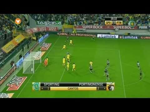 28J :: Sporting - 2 x Portimonense - 1 de 2010/2011