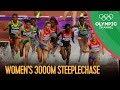 Londres 2012 : finale du 3000m steeple femmes (06/08/12)