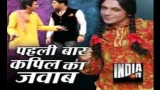 Kapil Reveals Why Gutthi Left The Show India TV