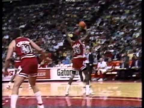 NBA Greatest Duels: Michael Jordan vs Dominique Wilkins (1987)