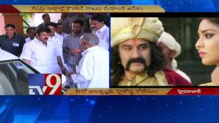 Hero Balakrishna served High Court notices..