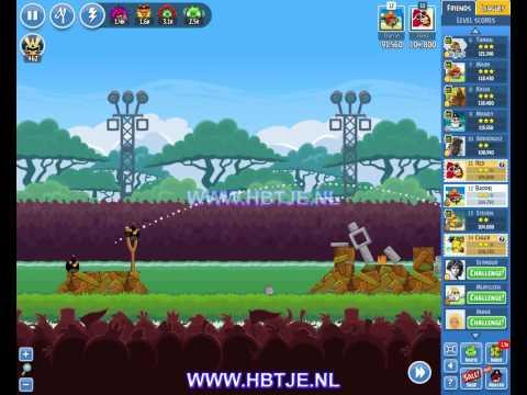 Angry Birds Friends Tournament Level 2 Week 138 (tournament 2) no power-ups