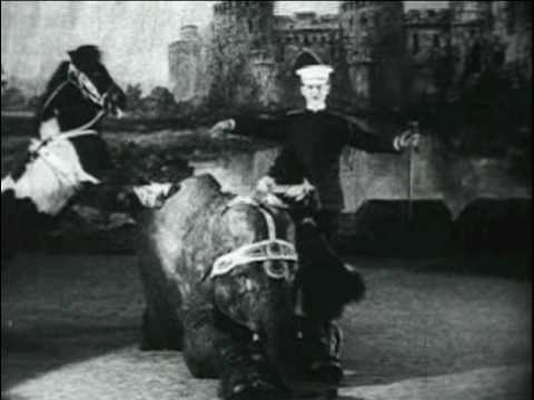 Historic Footage- Vaudeville Acts 1898 to 1910 (Part 1 of 2)