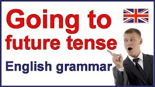 English future tense, Be Going to video lesson