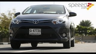 Toyota Yaris 2014 - تويوتا ياريس
