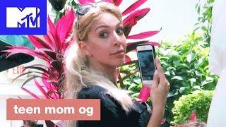 'Farrah & Sophia Visit The Zoo' Deleted Scene | Teen Mom OG (Season 6B) | MTV