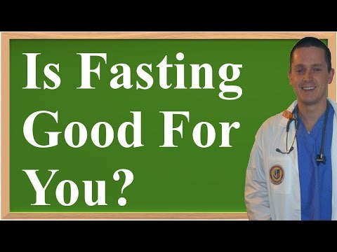 Is Fasting Good For You? A Review of the Evidence