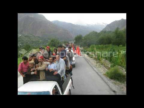 HUNZA NEW SONGS 2013