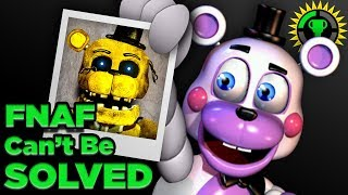 Game Theory: FNAF STUMPED Me! (FNAF 6 Ultimate Custom Night)